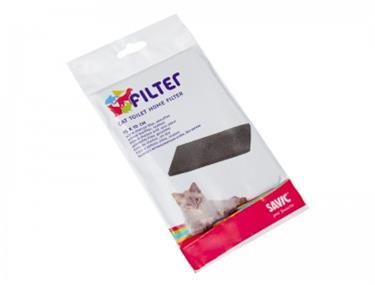WC kryté - díl filtr Nobby 15 x 10 x 10,5 cm