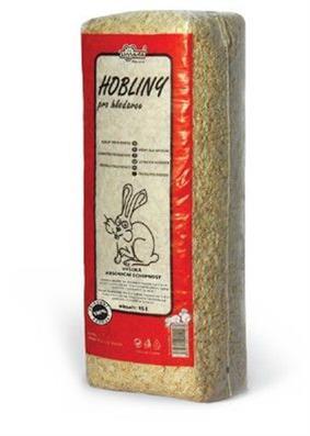 Podestýlka hlod. hobliny classic Limara 15 l