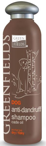Greenfields šampon dog březový proti lupům 250 ml