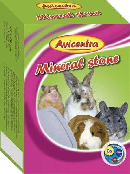 Minerální kámen pro hlod. s Ca+vitamíny Avicentra 1 ks