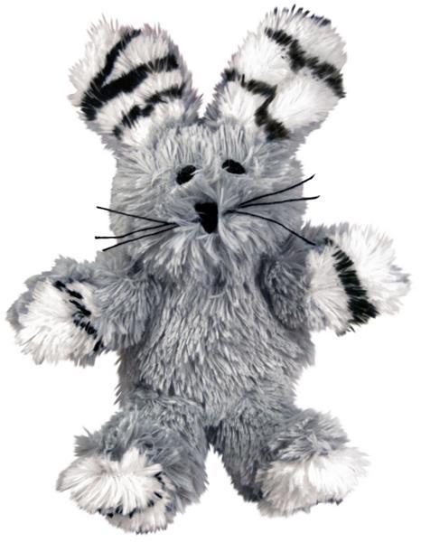 Hračka cat plyš Králíček KONG