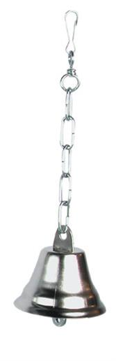 Hračka pták kov Zvonek velký Rosewood 23 cm