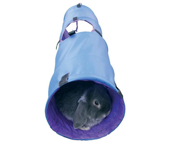 Tunel pro pro dr.savce textil, vel.L, Rosewood 20x90cm