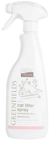 Greenfields Cat litter Spray 400 ml