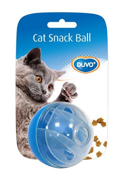 Hračka cat interaktivní Míč na pamlsky Duvo+ 5 x 5 x 5 cm