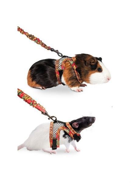 Postroj hlod. celotělový, potkan Karlie 1 ks