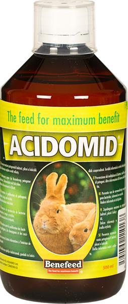 Acidomid králíci sol 500 ml