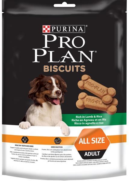 PRO PLAN Biscuits Lamb+Rice 400 g