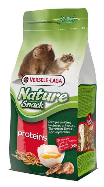 VL Nature Snack Proteins - živoč. proteiny 85 g