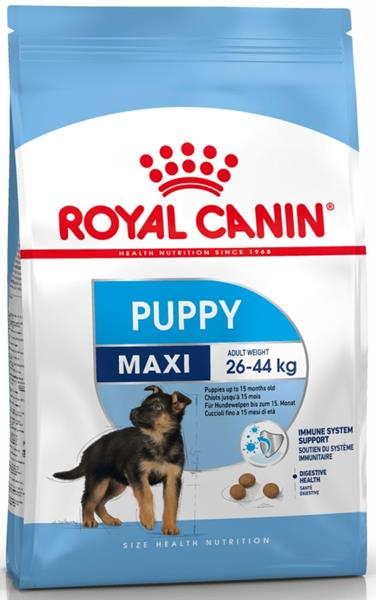 Royal Canin - Canine Maxi Puppy 4 kg