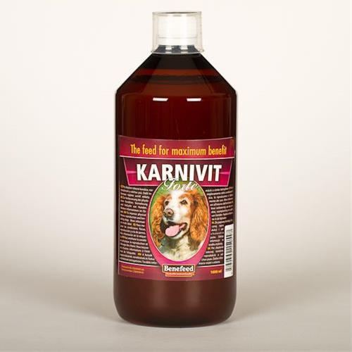Karnivit psi forte sol 1l
