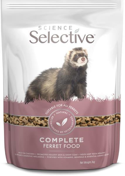 Supreme Science®Selective Ferret - Fretka 2 kg