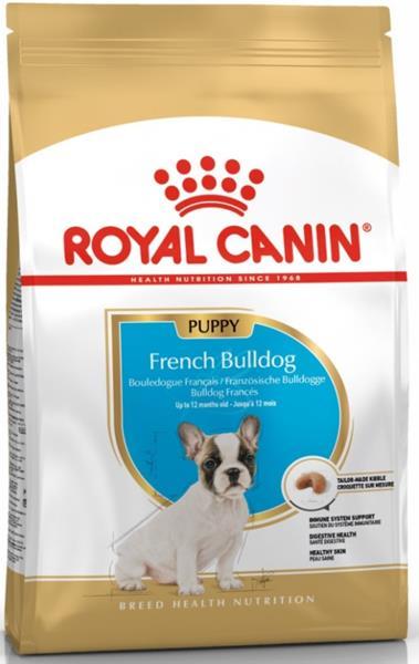 Royal Canin BREED Francouzský Buldoček Puppy 3 kg
