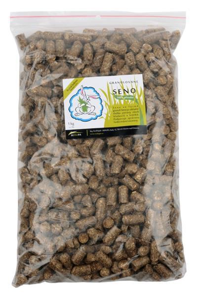 Seno granulované Sedupa 1 kg