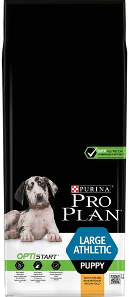 PRO PLAN Puppy Large Athletic Chicken 12 kg