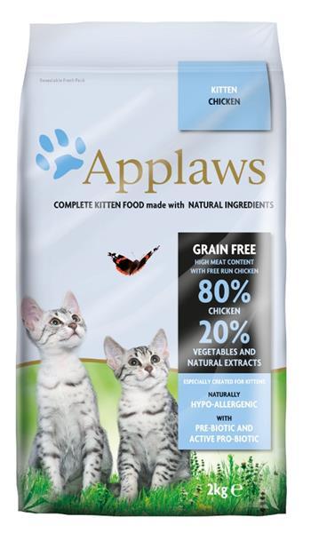 Applaws Cat Dry Kitten Chicken 2 kg