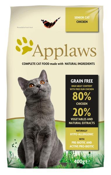 Applaws Cat Dry Senior 400 g