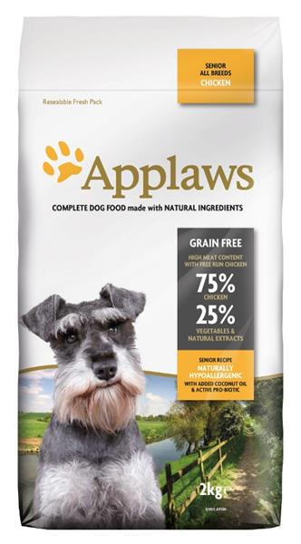 Applaws Dog Dry Senior 2 kg