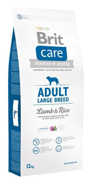 Brit Care Dog Adult Large Breed Lamb & Rice 12 kg