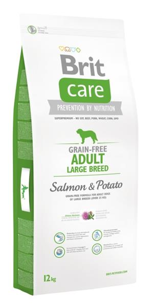 Brit Care Grain Free Dog Adult Large Breed S & P 12 kg