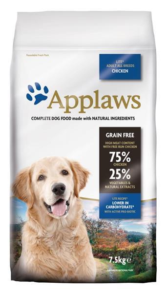 Applaws Dog Dry Adult Light 7,5 kg