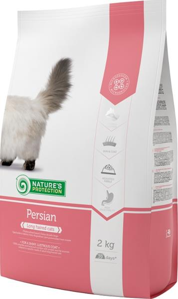 Nature's Protection Cat Dry Persian 2 kg