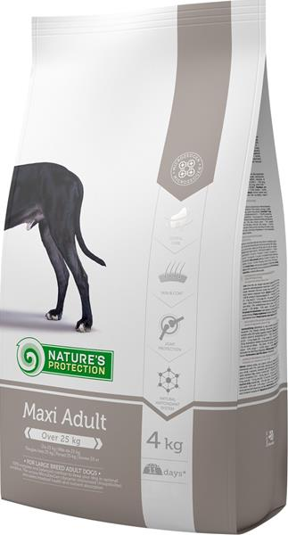 Nature's Protection Dog Dry Adult Maxi 4 kg