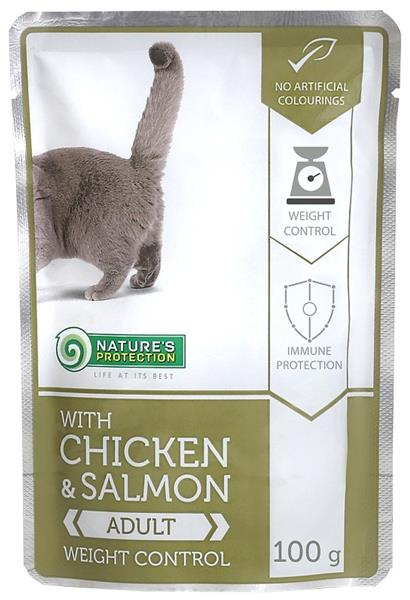 Nature's Protection Cat kaps. Weight Control 100g