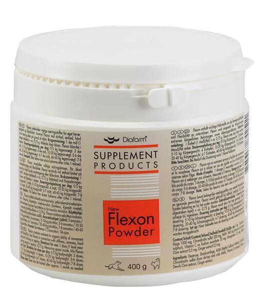 Flexon powder pro psy a kočky plv 400g