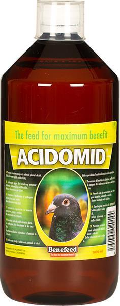 Acidomid holubi sol 1l