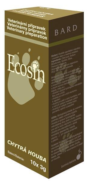 Ecosin - chytrá houba tbl 10x3g