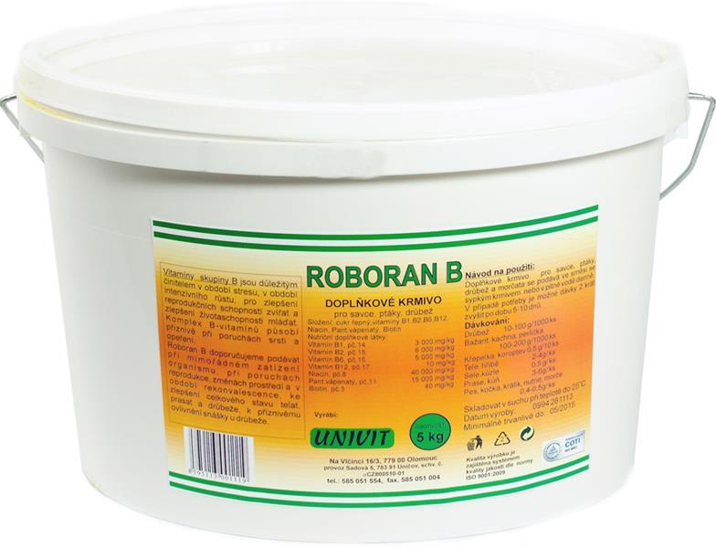 Vitamin B Roboran plv 5 kg