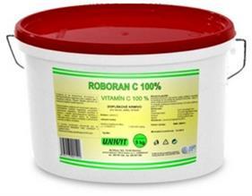 Vitamin C 100 Roboran plv 2 kg