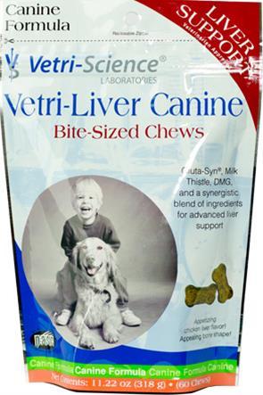 Vetri-Liver Canine 318g/60ks