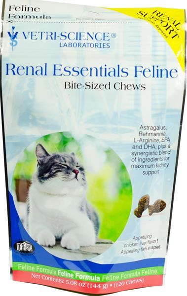 Renal Essentials Feline 144g/120ks