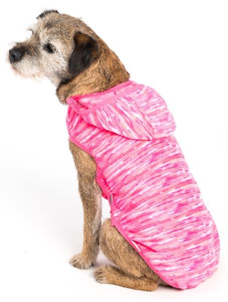 """Obleček - Svetr polar fleece""""Polarka""""růžový 28 cm"""