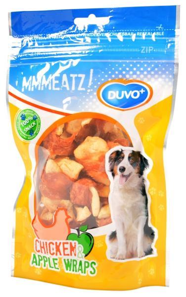 Duvo+ dog Mmmeatz! chicken & apple 100g