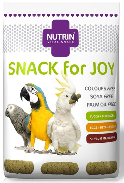 Nutrin Vital Snack for Joy - papoušek 100g