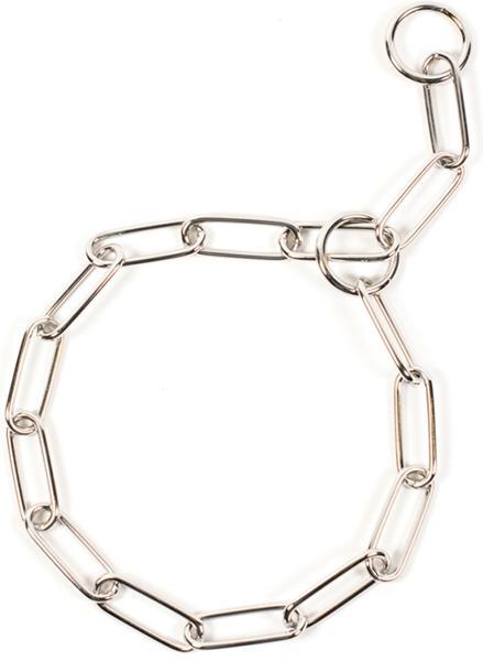Obojek řetěz dlouhá oka 4x60cm Duvo+