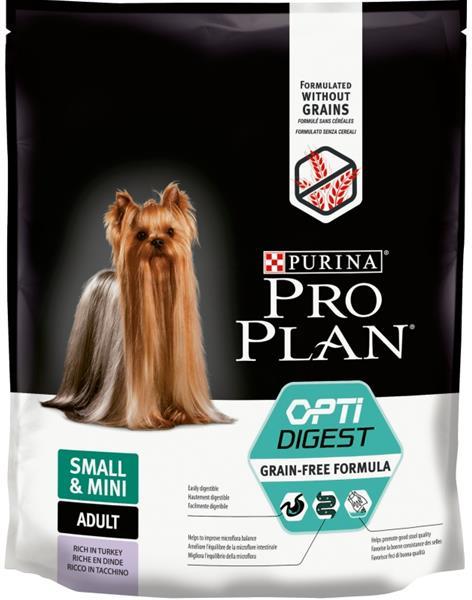 PRO PLAN Dog Adult Small&Mini Grain Free krůta 700 g