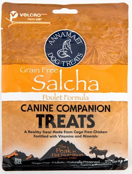 Annamaet Grain Free SALCHA pamlsek 280 g (10oz)