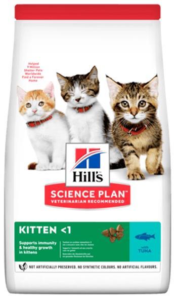 Hill's Science Plan Feline  Kitten Tuna 7 kg NOVÝ