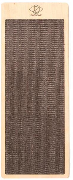 Škrabadlo dřevěné na stěnu 68x25x1,8 D&D