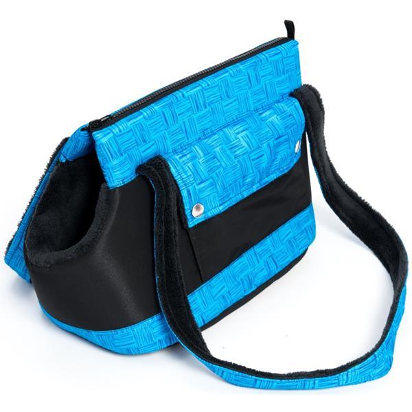 Trans. Taška PJ modrá 30cm